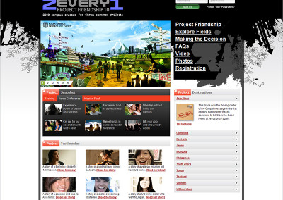 website A