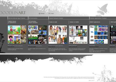 website D